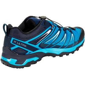 Salomon X Ultra 3 GTX Shoes Men Mykonos Blue/Indigo Bunting/Pearl Blue